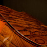 Classical Guitar - Back-side-heel