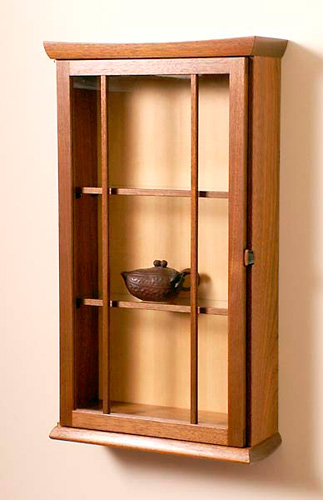 small wall cabinet furniture david finck woodworker 26408